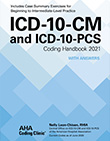 ICD-10-CM and ICD-10-PCS Coding Handbook with Answers, 2021 Rev Ed. (Print)