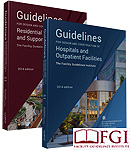 2014 FGI Guidelines Two-Book Set: Hospitals and Outpatient Facilities & Residential Health, Care, and Support Facilities - Book Format