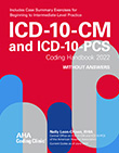 ICD-10-CM and ICD-10-PCS Coding Handbook, without Answers, 2022 Rev. Ed.