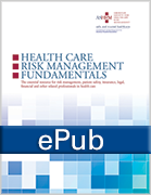 Healthcare Risk Management Fundamentals, ePub Format